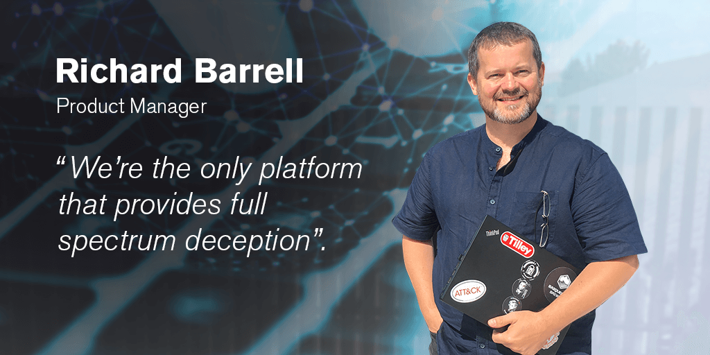 Interview with Richard Barrell