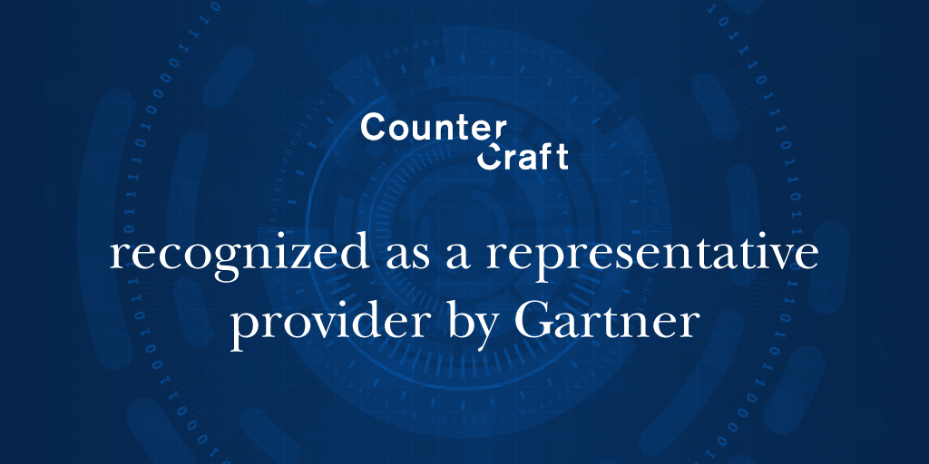 CC representative provider by Gartnerd